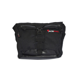 Acepac Bar Bag Cykeltaske sort